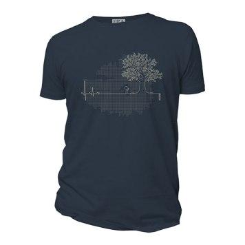 T-shirt ligne de vie