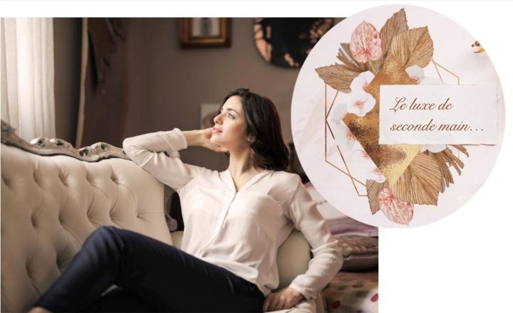 Vestiaire Collective: les vêtements de luxe de secondemain