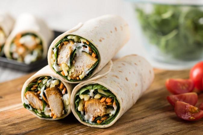 wrap dietetique