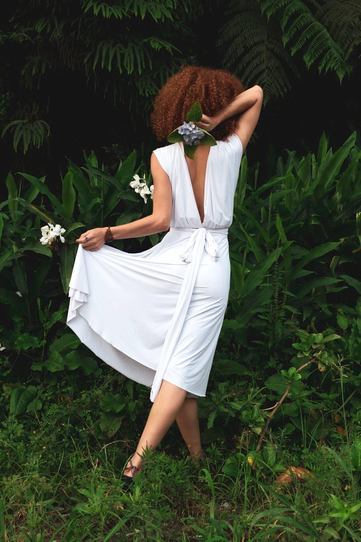 7 looks en blanc pour célébrer le printemps