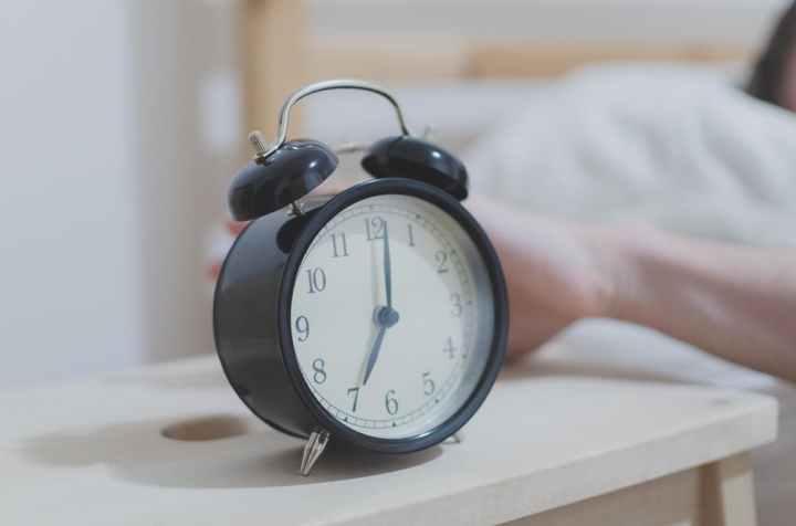Alarme se lever tôt Mon Totem