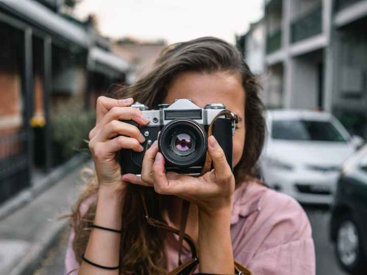 Apprendre la photographie Mon Totem