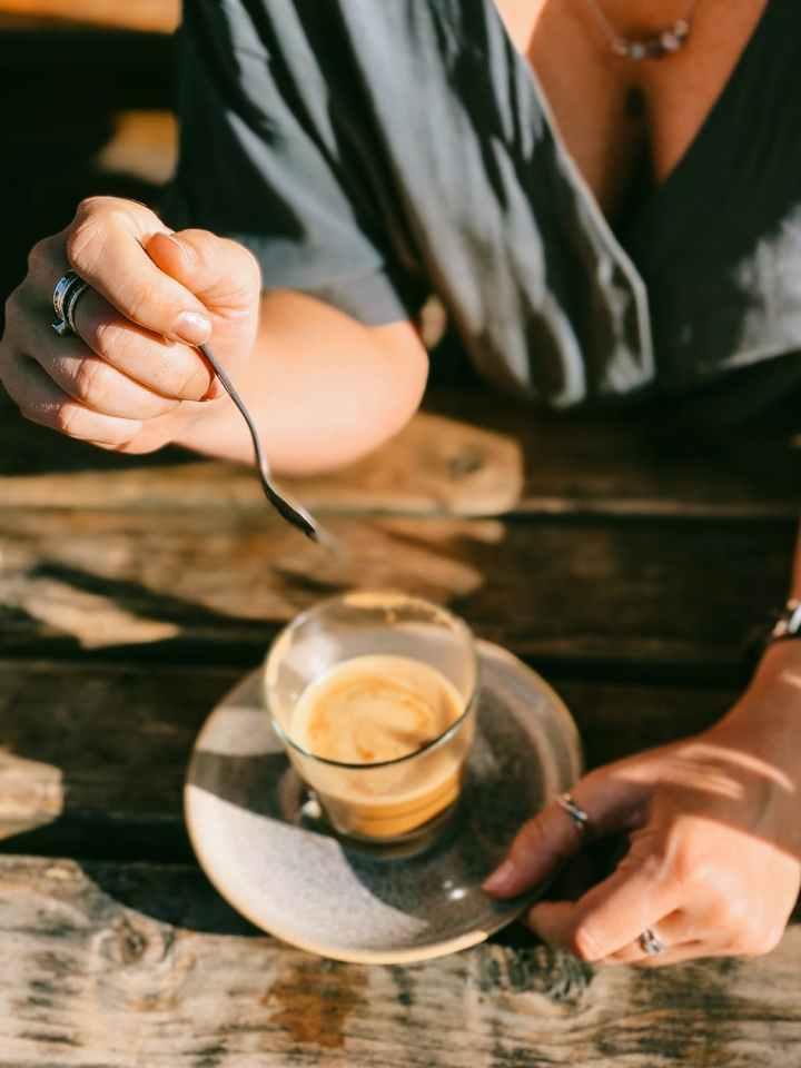 café caféine boisson sommeil