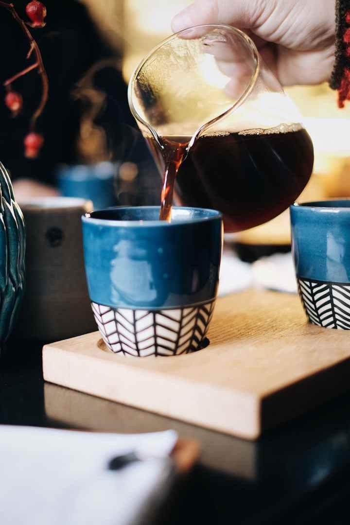 café matin Mon Totem