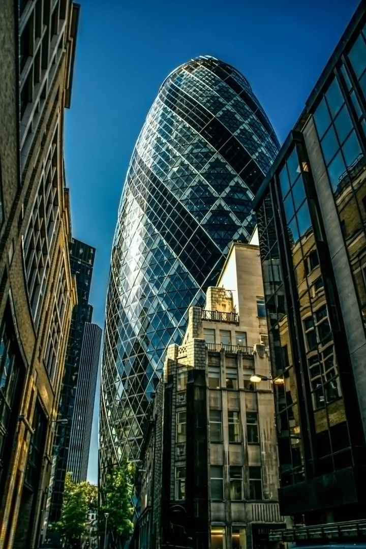 Girkin Londres city