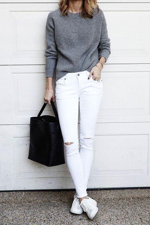 jean blanc troué