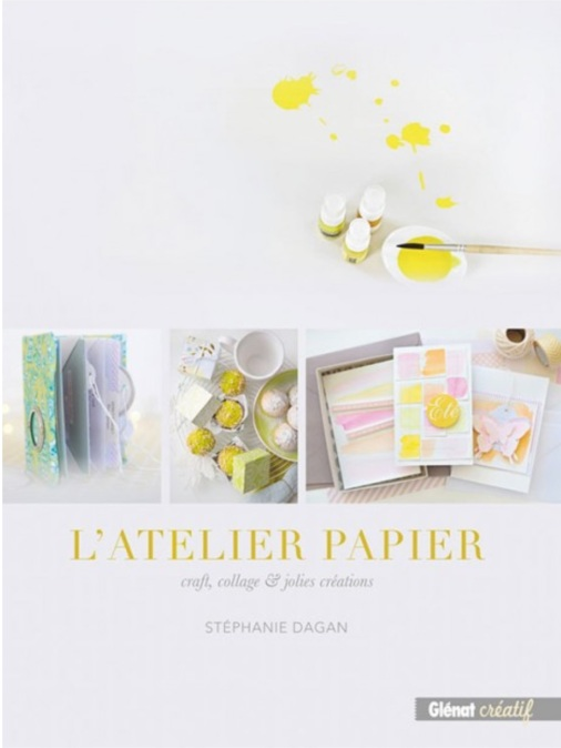 L atelier papier craft collage et creations