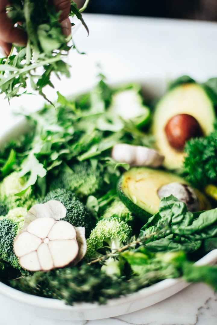 mieux manger légumes santé