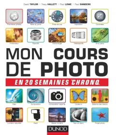 Mon cours de photo