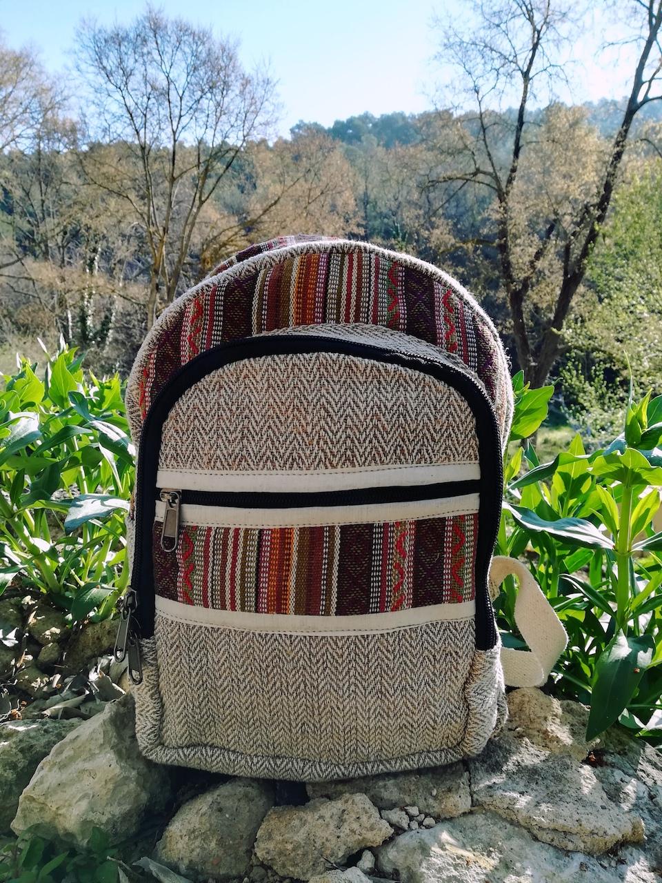 Himalayan Made: des sacs en chanvre éco-responsables et éthiques