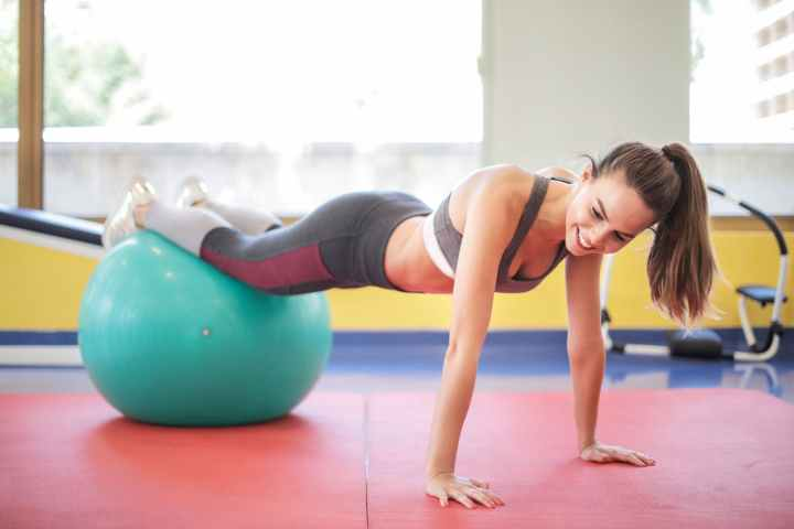 Classe sport gym Mon Totem