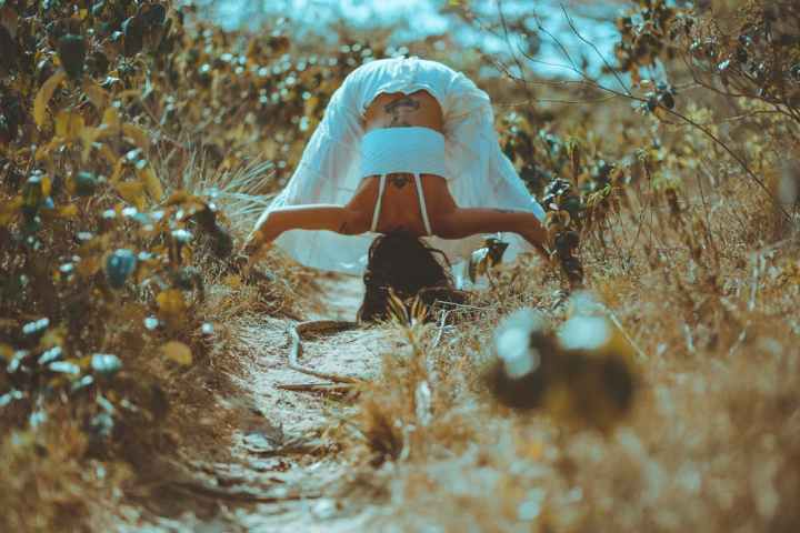 Composante style de vie yoga