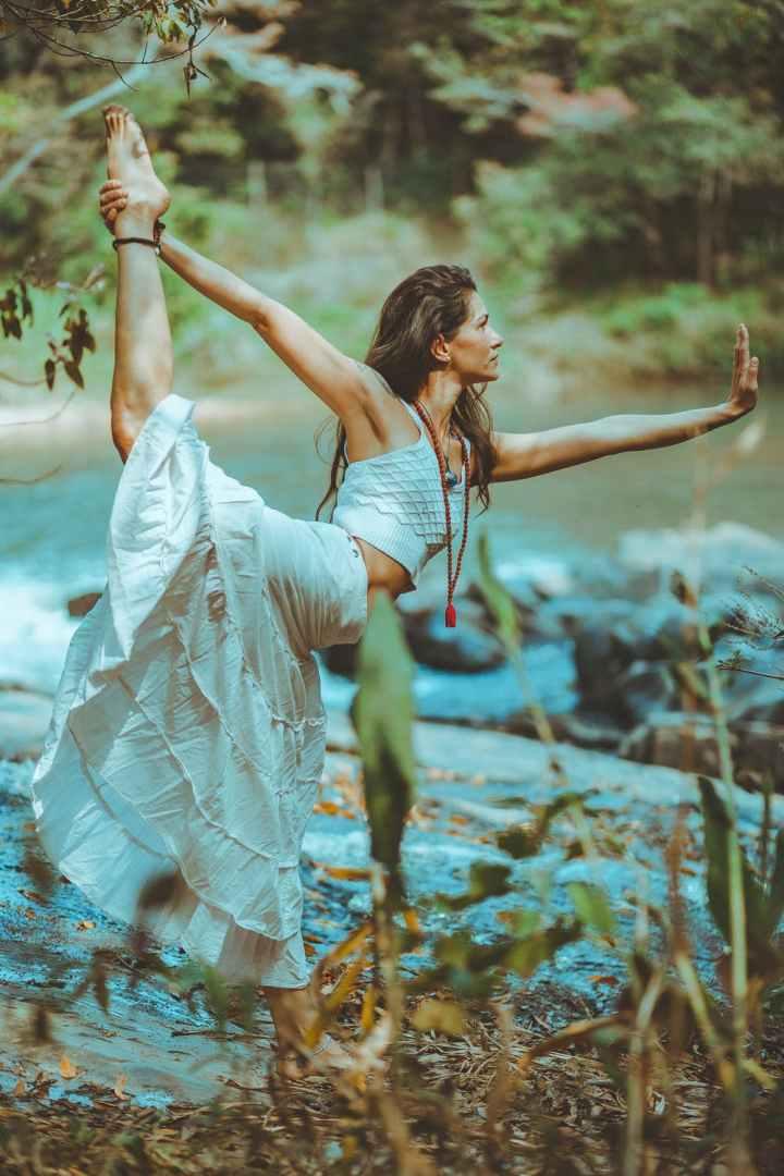 Le yoga comme art de vivre Mon Totem