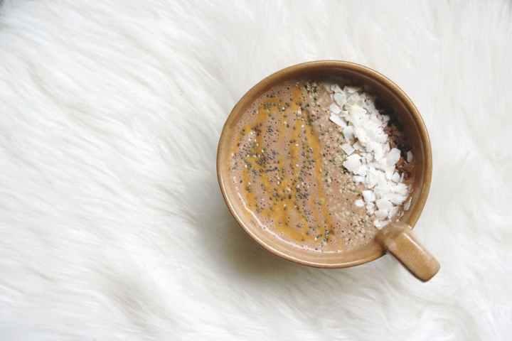 pudding de graines de chia