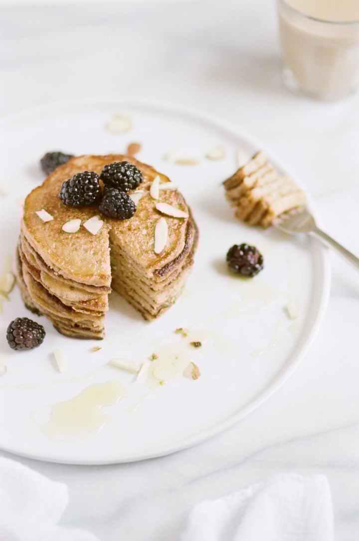 Recette Pancake au dejeuner