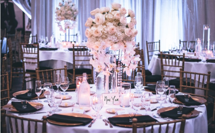 Table de mariage noms