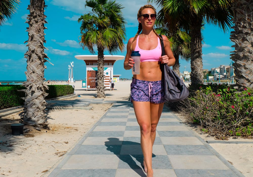 5 exercices pour un ventre plat et musclé cet été