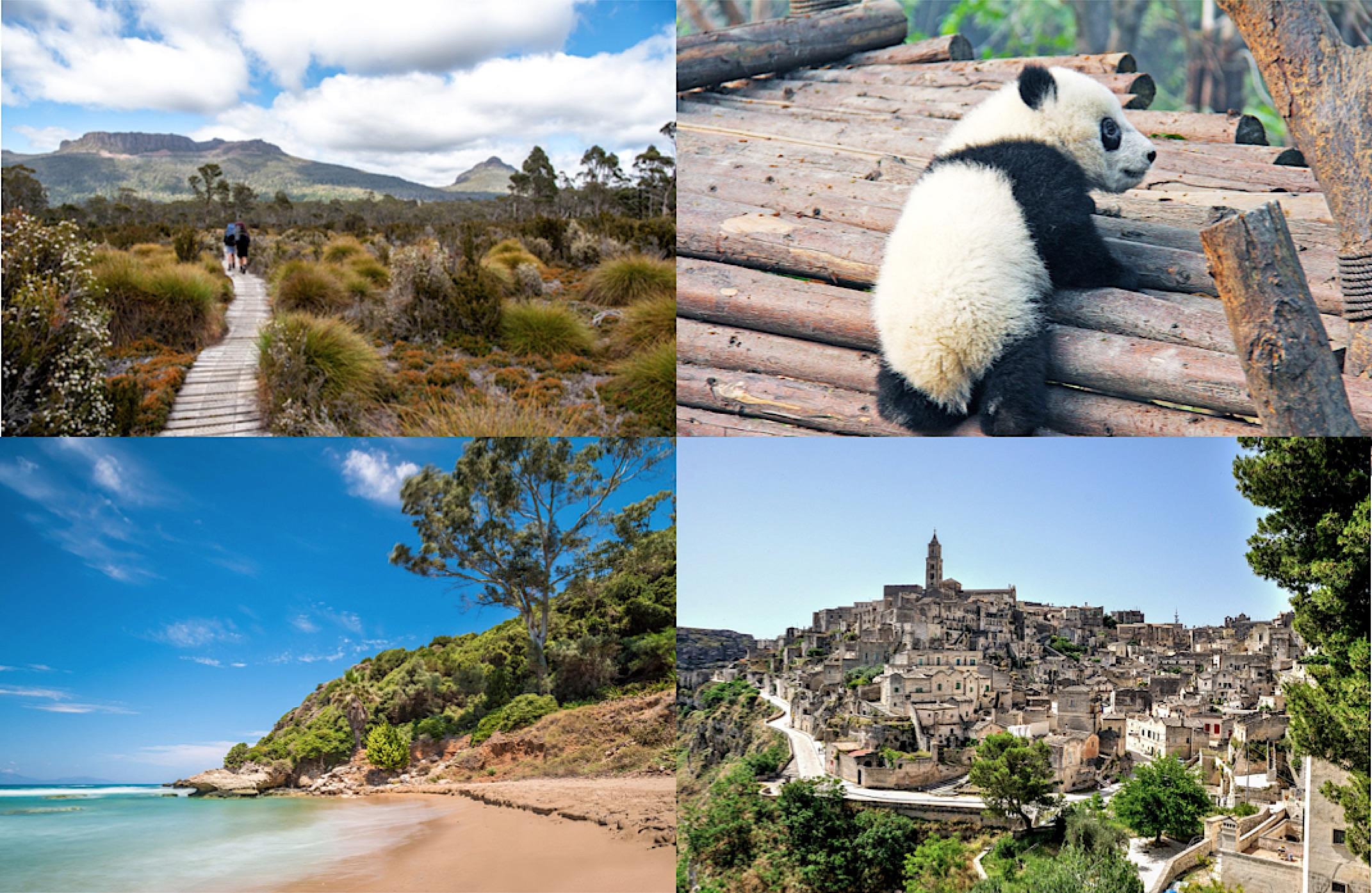 8 destinations de rêve pour les vacances