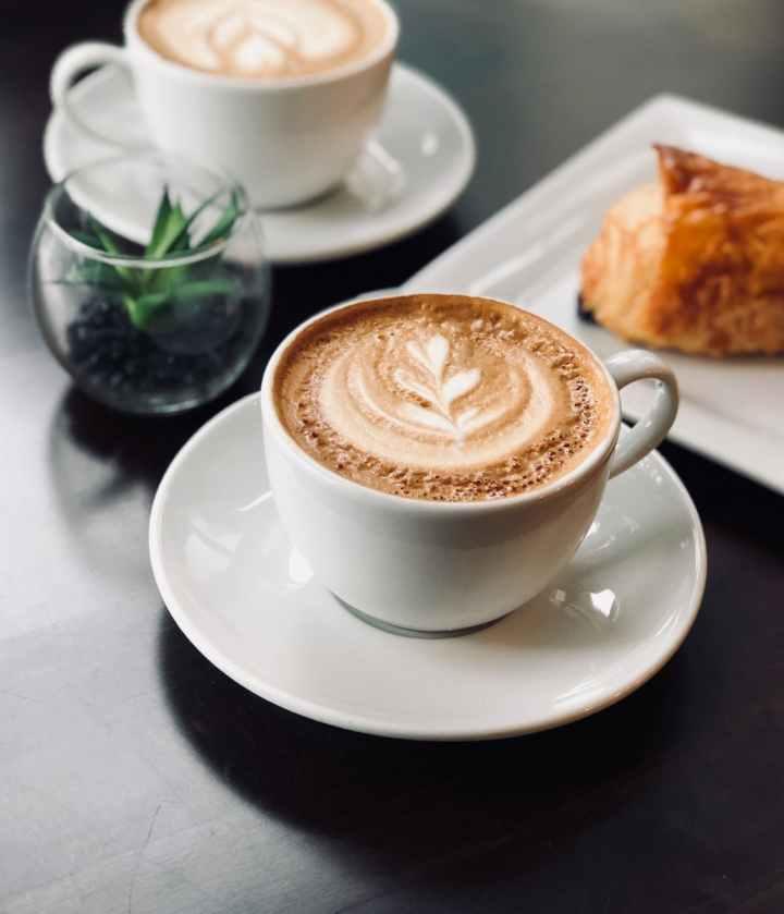 café le matin Mon Totem