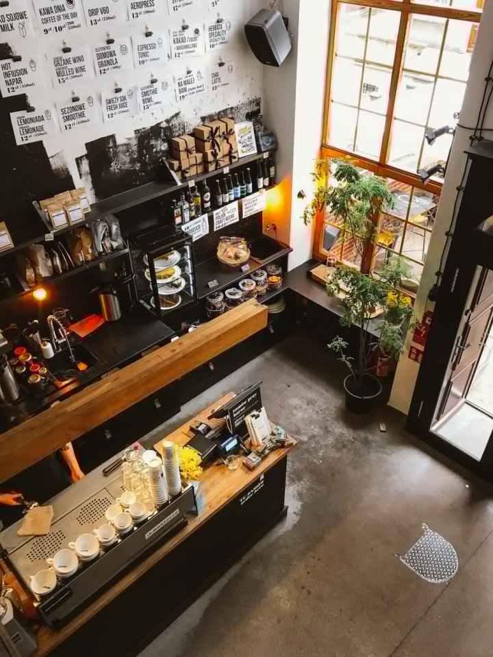 café sympa Mon Totem