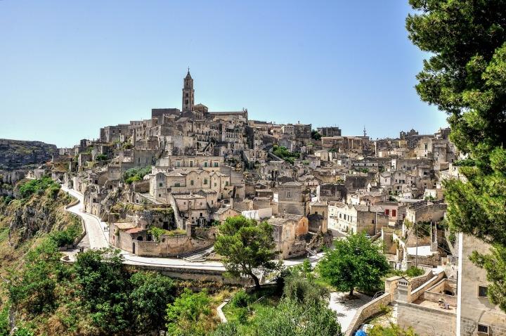 Italie Matera