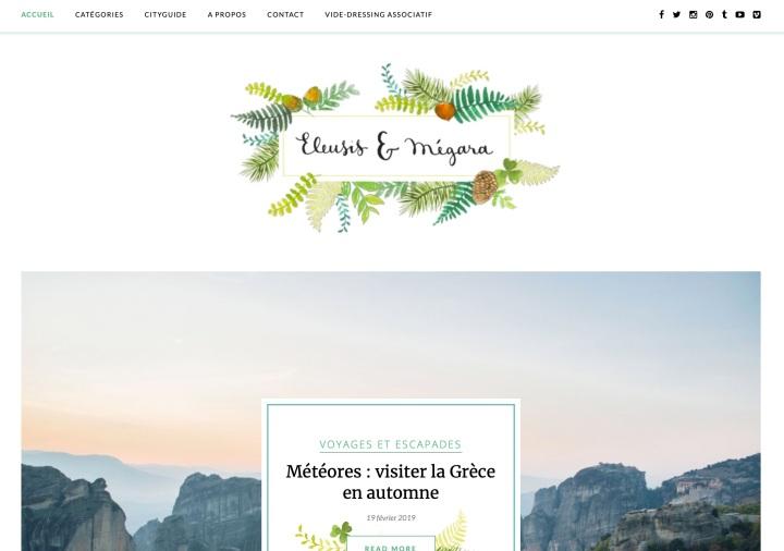 Eleusis & Megara Blog Lifestyle