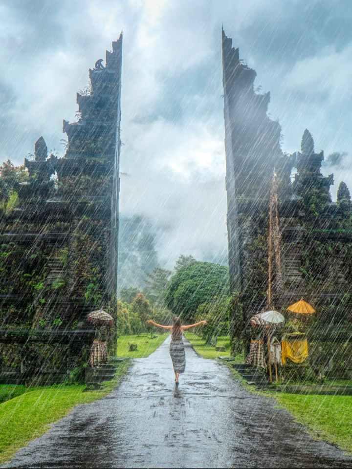 Indonésie voyage liberté