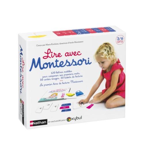 Lire avec Montessori
