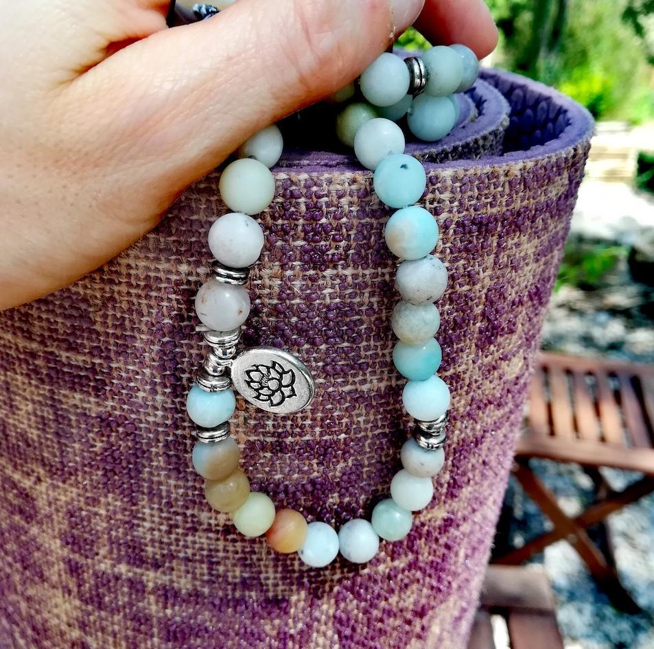 Quel bracelet pour le yoga et la méditation?