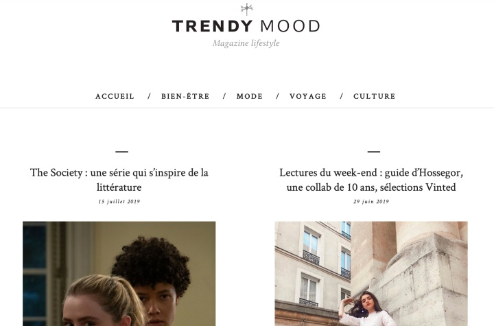 Trendy Mood Blog Lifestyle