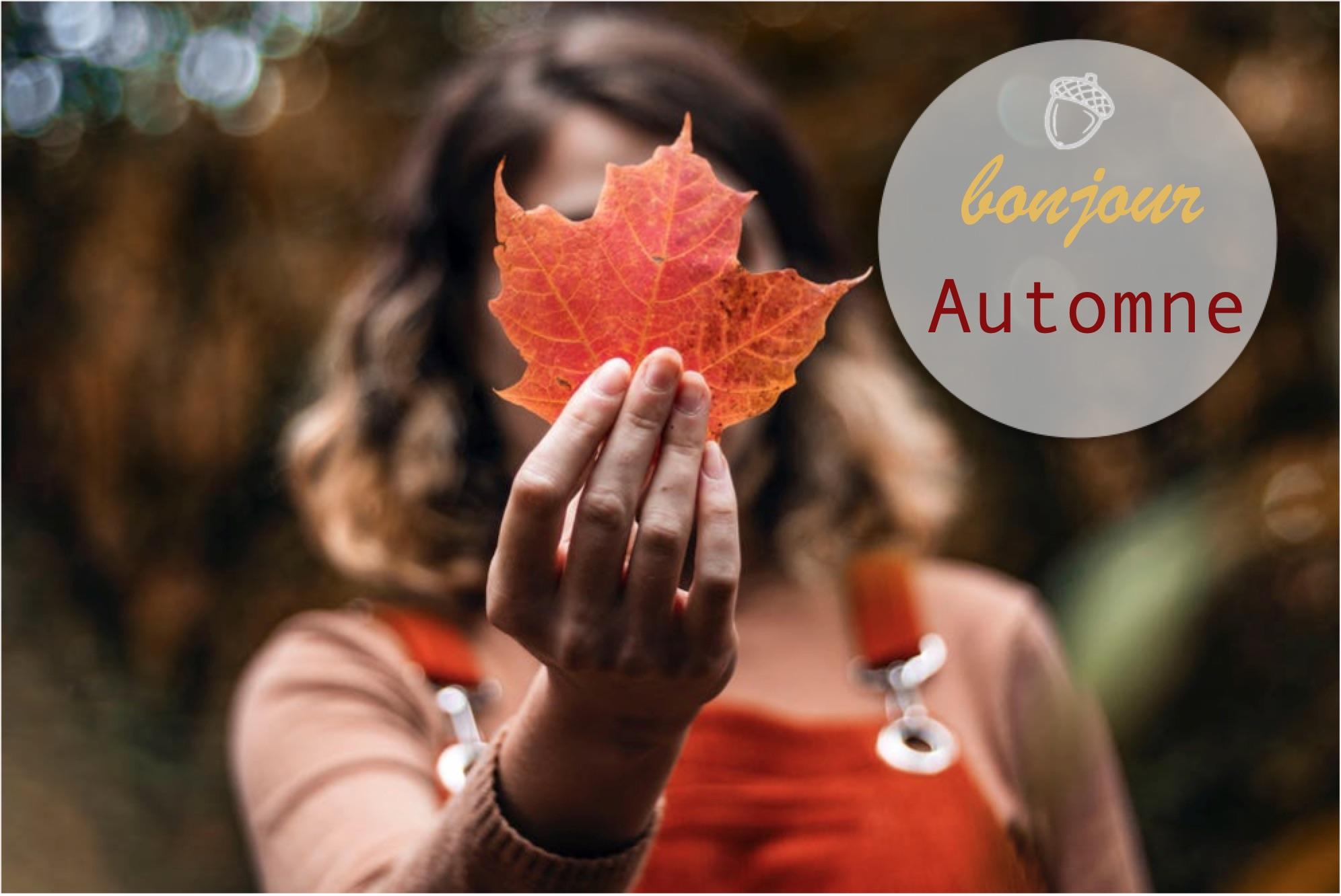 Faites de l'automne la plus belle des saisons