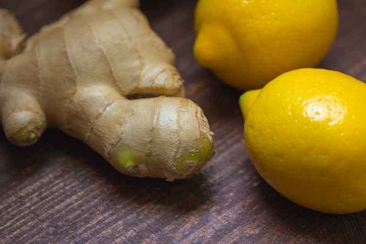 citron-gingembre