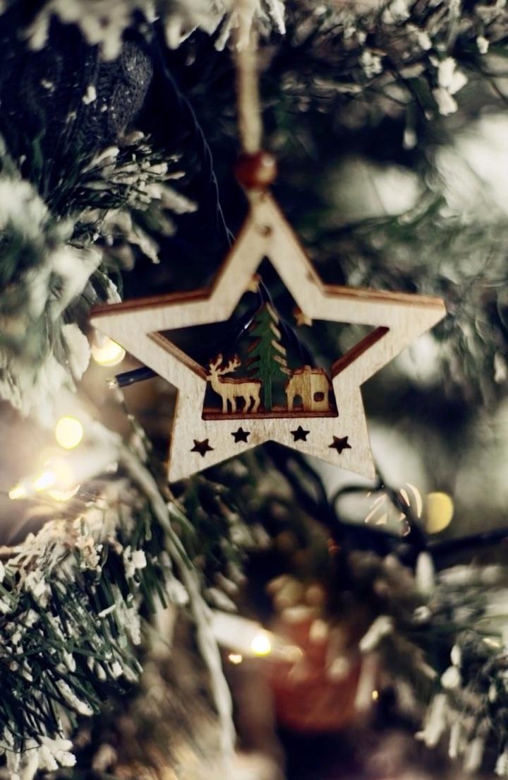 5 idées pour un Noëlminimaliste