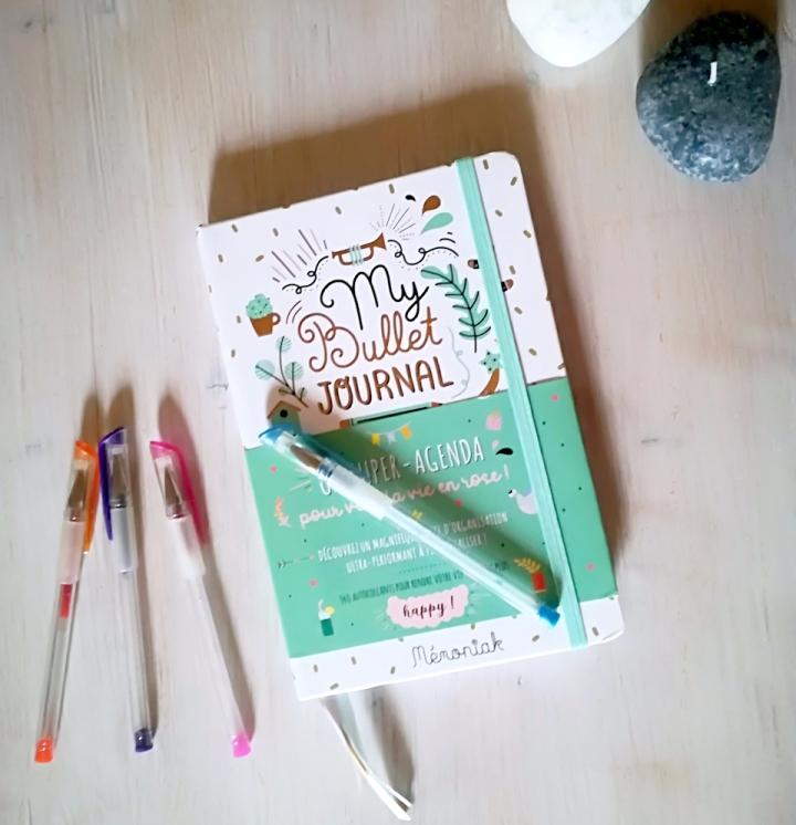 My Bullet Journal : un agenda pour voir la vie enrose