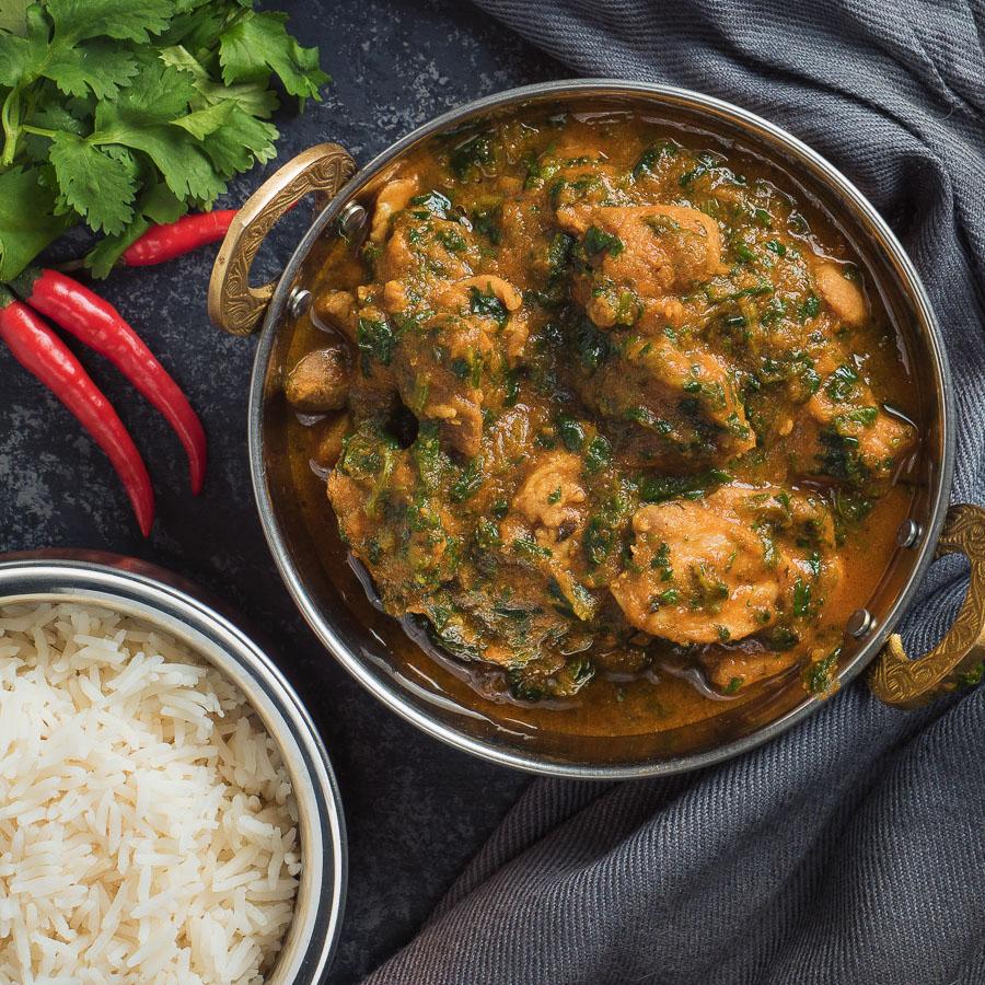 poulet-saag-cuisine-indienne