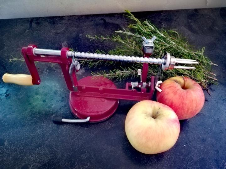Eplucher les pommes