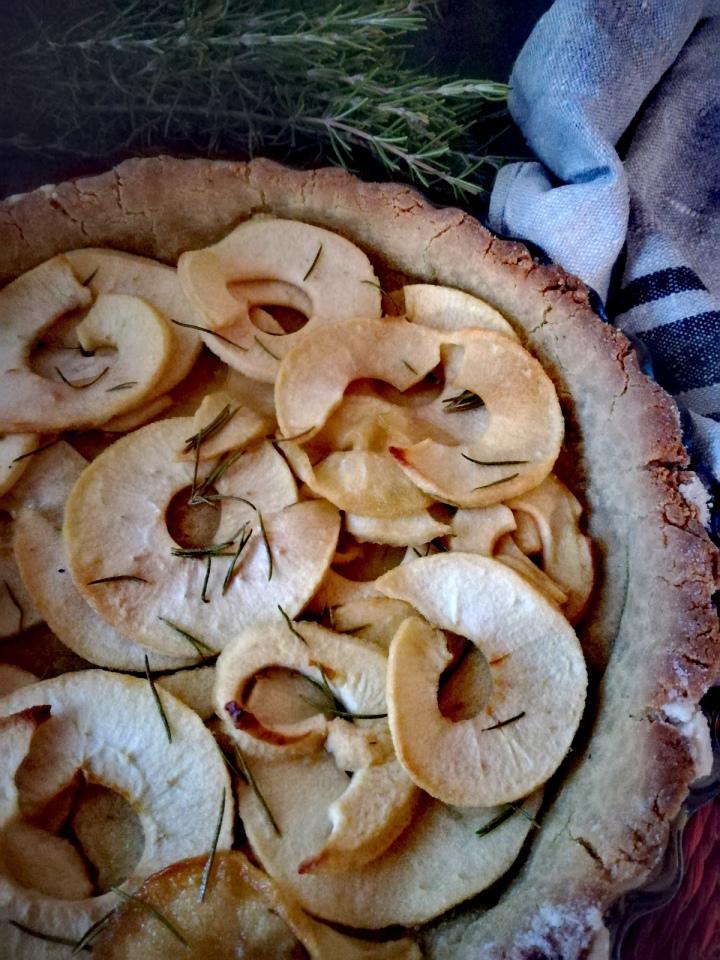 Recette de la tarte aux pommes auromarin