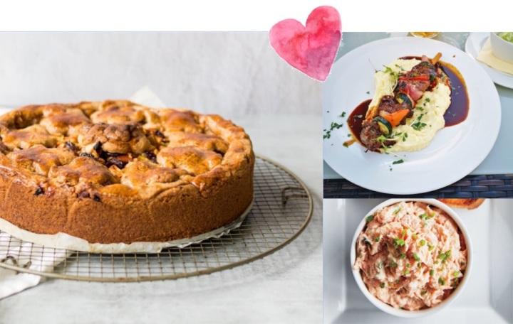Saint-Valentin : 3 idées de menus faciles àpréparer