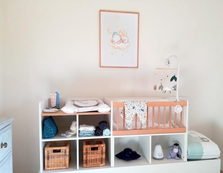 Quelle déco pour la chambre de bébé?
